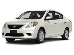 Certified Used 2015 Nissan Versa 1.6 SL Sedan Winston Salem, North Carolina