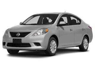 2015 Nissan Versa SD Sedan