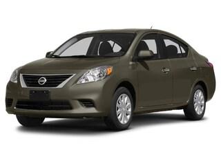 2015 Nissan Versa 1.6 S+ Sedan