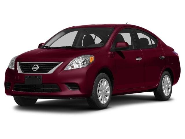 2015 Nissan Versa Sedan