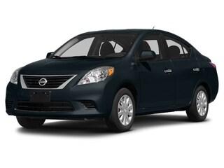 2015 Nissan Versa 1.6 S Plus Sedan