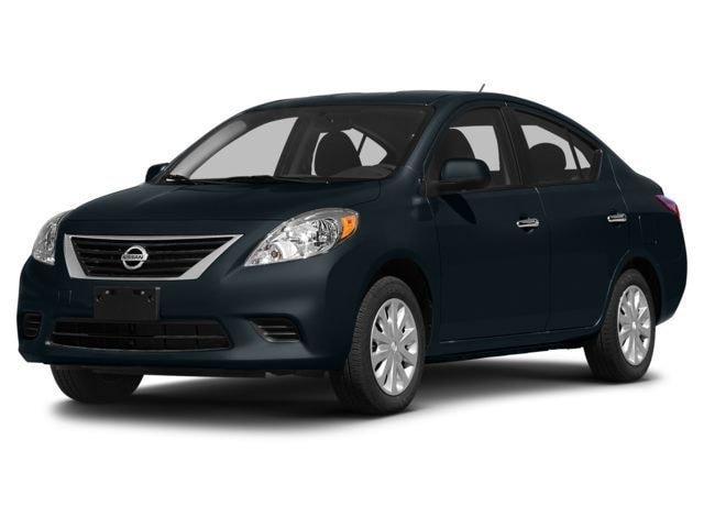 Used 2015 Nissan Versa 1.6 S+ Sedan For Sale West Palm Beach, Florida
