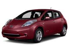 Used 2015 Nissan LEAF S Hatchback Atlanta