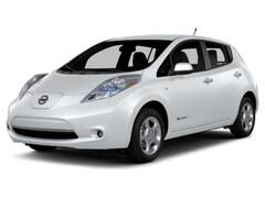 2015 Nissan Leaf S HB S