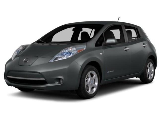 2015 Nissan Leaf 4dr HB SV *Ltd Avail* Car