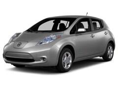 2015 Nissan Leaf SV Navigation Heated Seats & Steering Wheel Quick Charger Sedan