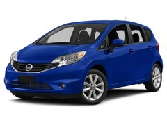 Used 2015 Nissan Versa Note S Hatchback in West Simsbury