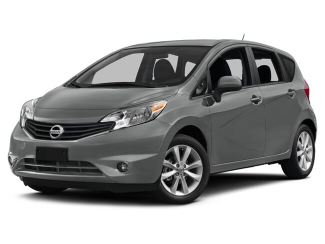 Pre-Owned 2015 Nissan Versa Note Hatchback for sale in Lima, OH