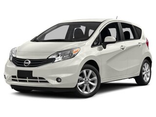 2015 Nissan Versa Note 5dr HB Manual 1.6 S Car