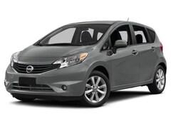 2015 Nissan Versa Note SV Hatchback