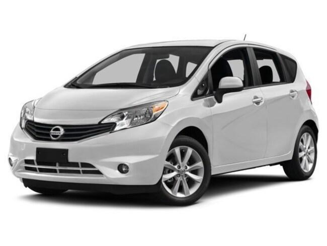 2015 Nissan Versa Note SV HB CVT 1.6 SV