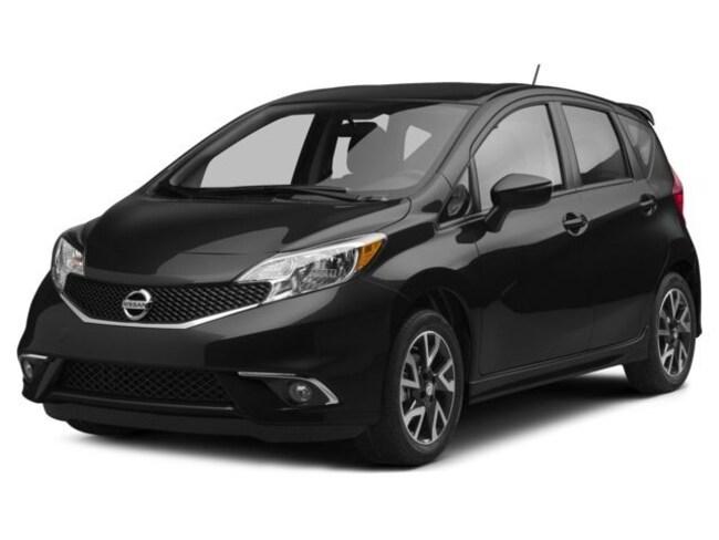 Used 2015 Nissan Versa Note Sr Hatchback Super Black For Sale In