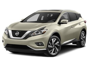 2015 Nissan Murano S Front-wheel Drive