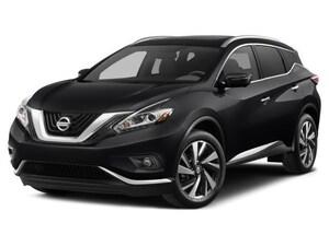 2015 Nissan Murano Platinum Front-wheel Drive