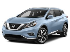 2015 Nissan Murano SV SUV
