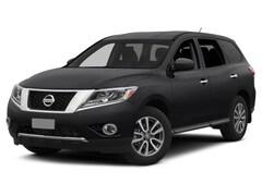 New 2015 Nissan Pathfinder SUV for Sale in Palatka, FL, at Beck Chrysler Dodge Jeep Ram