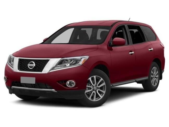 Used 2015 Nissan Pathfinder For Sale in Selma near San Antonio ...