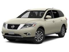 Used 2015 Nissan Pathfinder S SUV Ames, IA