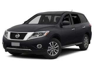 used 2015 Nissan Pathfinder SL SUV for sale in Lakewood CO