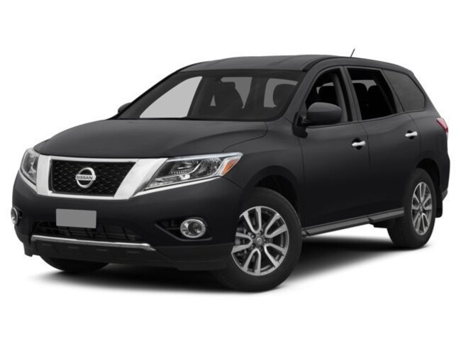 2015 Nissan Pathfinder S SUV
