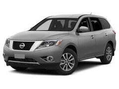 2015 Nissan Pathfinder S SUV For Sale In Northampton, MA