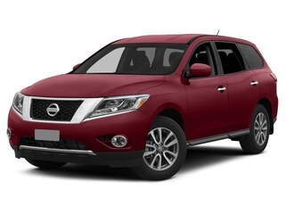 used 2015 Nissan Pathfinder S SUV for sale in Lakewood CO