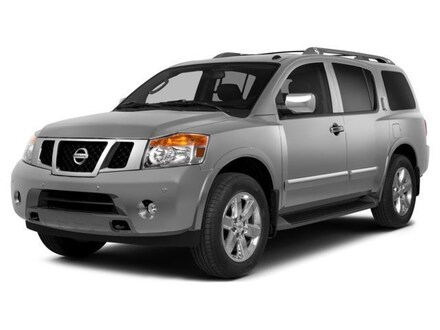 Used 2015 Nissan Armada SUV for sale in Washington, IN