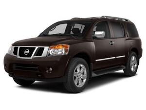 2015 Nissan Armada SL