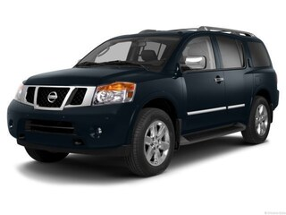 Pre-Owned 2015 Nissan Armada Platinum SUV 5N1AA0NE1FN615556 for sale in Amityville, NY