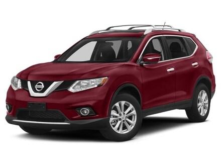 2015 Nissan Rogue SV 2.5 AT