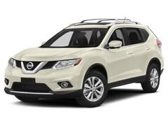 2015 Nissan Rogue S Crossover SUV