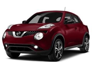 Used 2015 Nissan Juke S SUV Houston