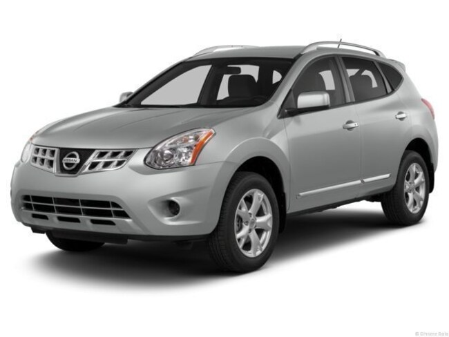 Used 2015 Nissan Rogue Select S SUV for sale in Boston, MA