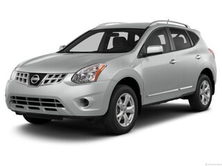 2015 Nissan Rogue Select AWD 4dr S Sport Utility