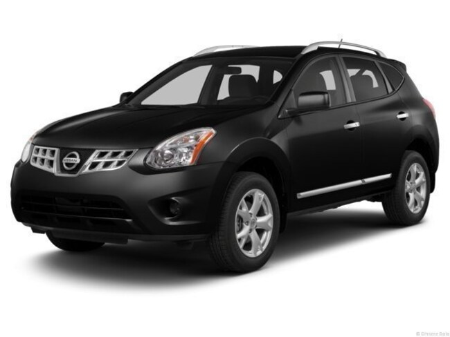 2015 Nissan Rogue Select S AWD  S