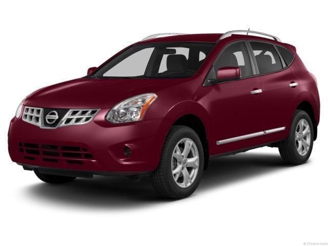 Featured Used 2015 Nissan Rogue Select S SUV near Burlington, VT