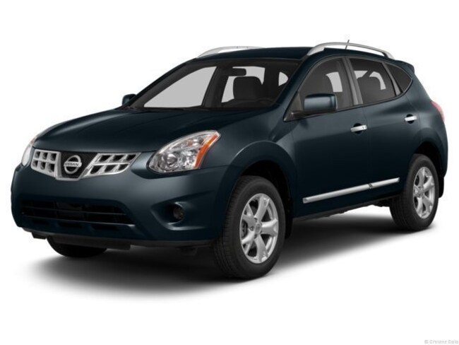 Used 2015 Nissan Rogue SUV for sale in Lowell MA
