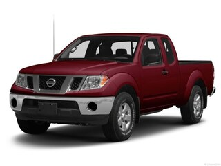 Used 2015 Nissan Frontier 2WD King Cab I4 Auto S Truck King Cab Medford, OR