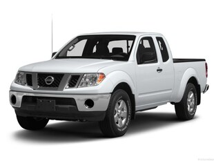 2015 Nissan Frontier Truck King Cab