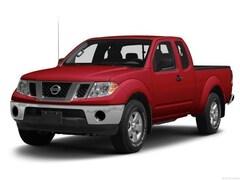 2015 Nissan Frontier SV Truck