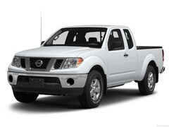 Used 2015 Nissan Frontier SV Truck King Cab in Lebanon NH