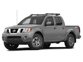 2015 Nissan Frontier Desert Runner 2WD Crew Cab SWB Auto Desert Runner