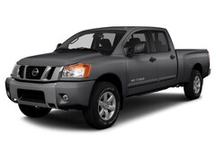 Certified Pre-Owned 2015 Nissan Titan SV Truck Crew Cab Hickory, North Carolina
