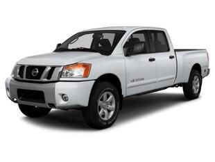2015 Nissan Titan PRO Crew Cab