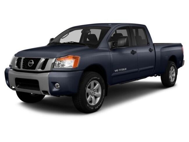 2015 Nissan Titan PRO-4X Truck