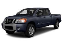 2015 Nissan Titan PRO-4X Truck Crew Cab