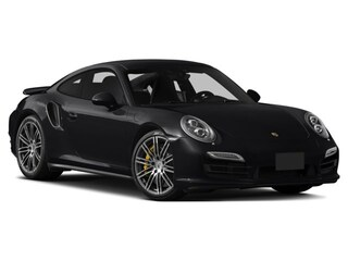 Pre-Owned 2015 Porsche 911 Turbo Coupe R1584 for sale in Boston, MA
