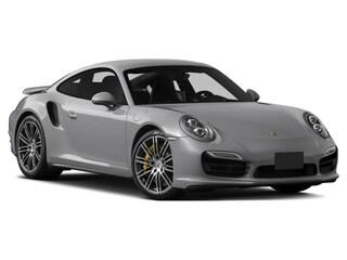 Certified Pre-Owned 2015 Porsche 911 Turbo Coupe Dealer near Detroit