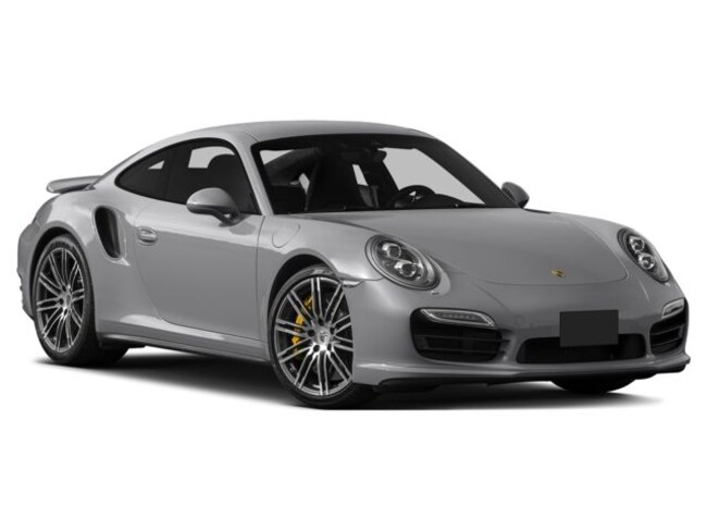 For Sale in Eastpointe: Pre-Owned 2015 Porsche 911 Turbo Coupe