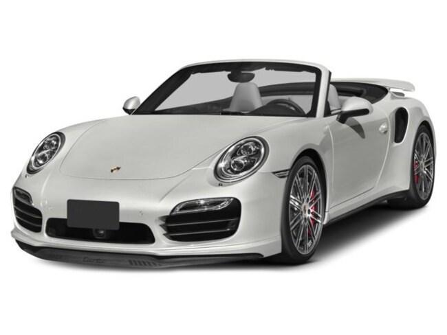 2015 Porsche 911TS CAB